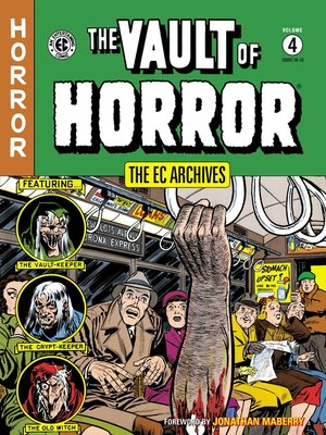 cover image of The Vault of Horror (1950), Volume 4