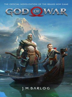 cover image of God of War--The Official Novelization