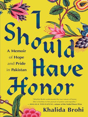 cover image of I Should Have Honor