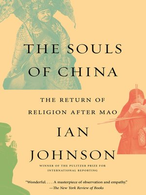 cover image of The Souls of China