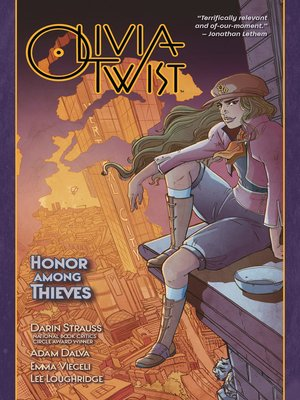cover image of Olivia Twist: Honor Among Thieves