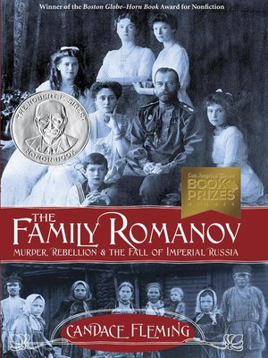cover image of The Family Romanov