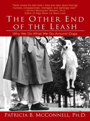cover image of The Other End of the Leash