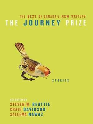 cover image of The Journey Prize Stories 26