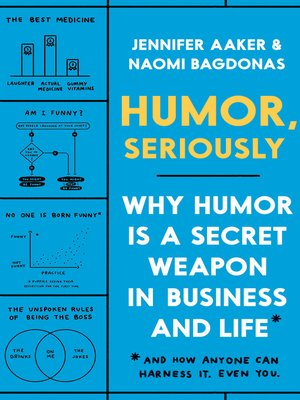 cover image of Humor, Seriously