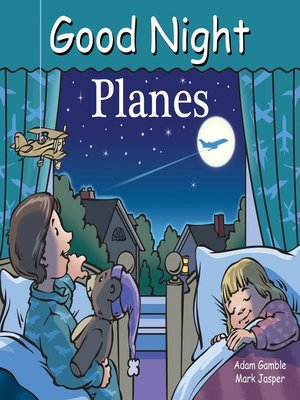 cover image of Good Night Planes