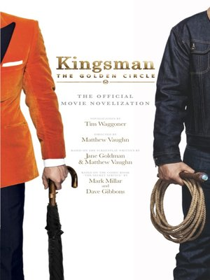 cover image of Kingsman: The Golden Circle