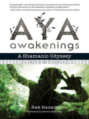 cover image of Aya Awakenings