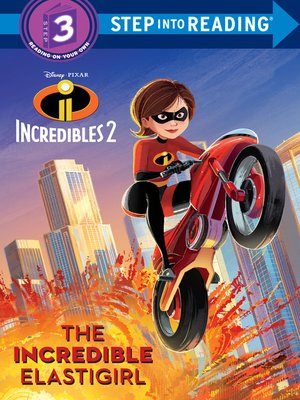 cover image of The Incredible Elastigirl (Disney/Pixar the Incredibles 2)