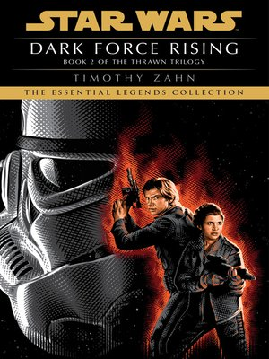 cover image of Dark Force Rising