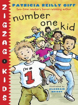 cover image of Number One Kid