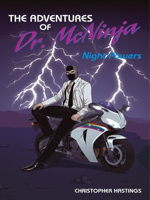 cover image of The Adventures of Dr. McNinja, Volume 1