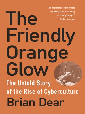 cover image of The Friendly Orange Glow