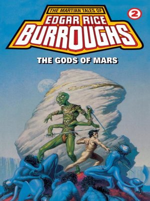 cover image of Gods of Mars
