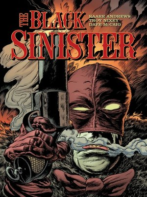 cover image of The Black Sinister