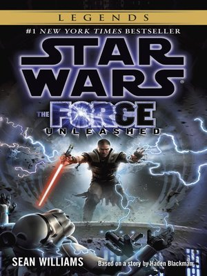 cover image of The Force Unleashed I