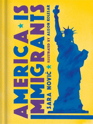 cover image of America Is Immigrants