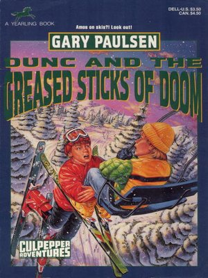 cover image of Dunc and the Greased Sticks of Doom