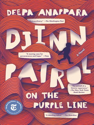 cover image of Djinn Patrol on the Purple Line