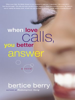 cover image of When Love Calls, You Better Answer