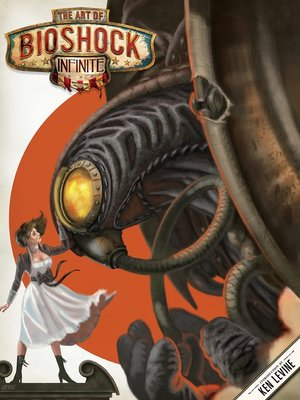 cover image of The Art of Bioshock Infinite
