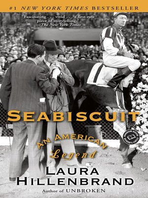 cover image of Seabiscuit