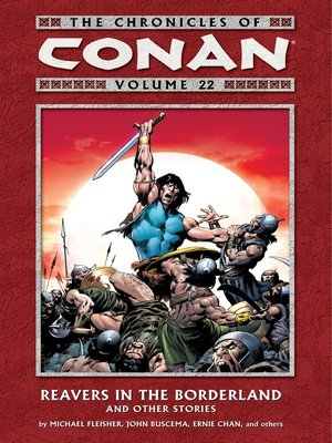cover image of Chronicles of Conan, Volume 22