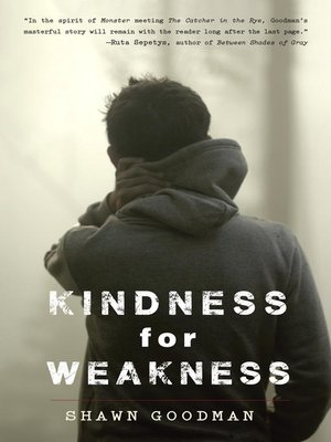 cover image of Kindness for Weakness