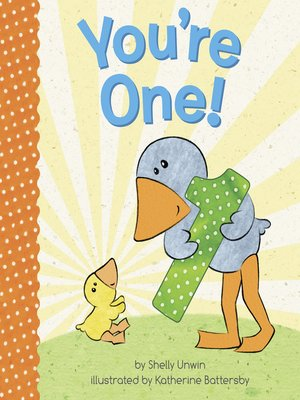 cover image of You're One!