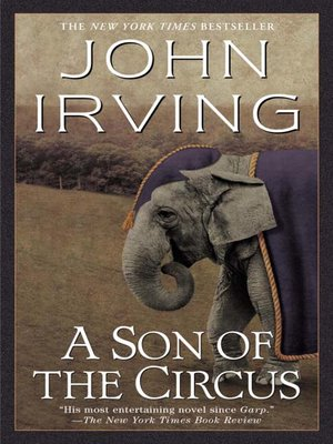 cover image of A Son of the Circus