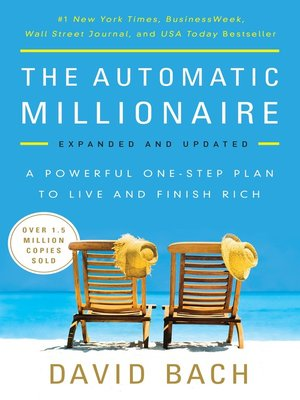 cover image of The Automatic Millionaire
