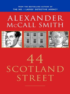 cover image of 44 Scotland Street