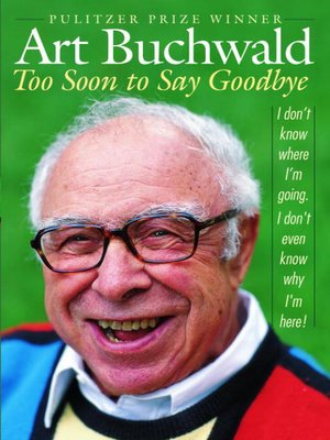 cover image of Too Soon to Say Goodbye