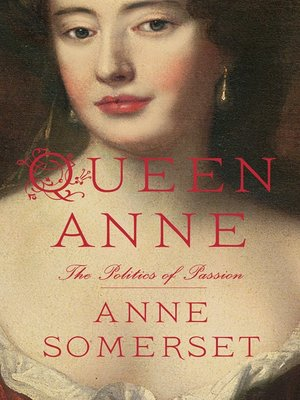 cover image of Queen Anne