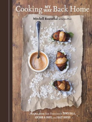 cover image of Cooking My Way Back Home