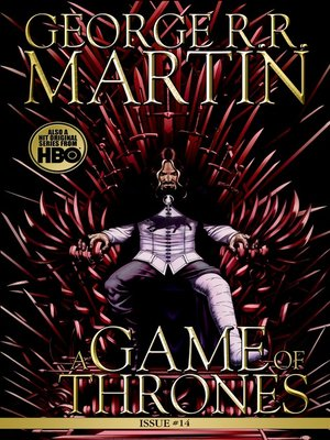 cover image of A Game of Thrones: Comic Book, Issue 14