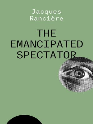 cover image of The Emancipated Spectator
