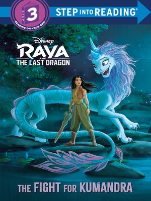 cover image of The Fight for Kumandra (Disney Raya and the Last Dragon)