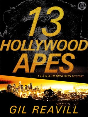 cover image of 13 Hollywood Apes