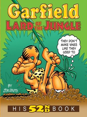 cover image of Garfield Lard of the Jungle