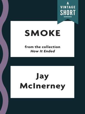 cover image of Smoke