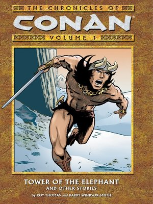 cover image of Chronicles of Conan, Volume 1