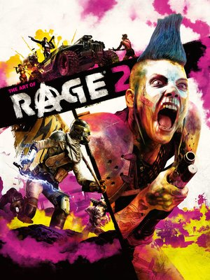 cover image of The Art of RAGE 2