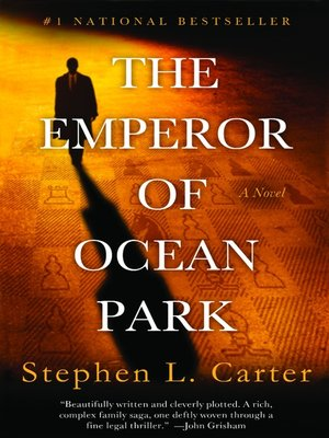 cover image of The Emperor of Ocean Park