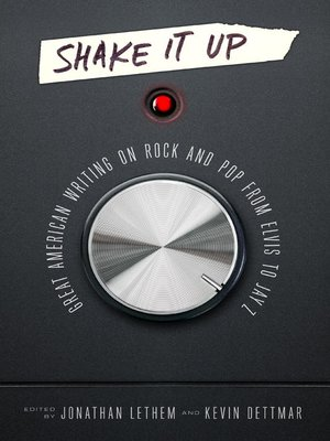 cover image of Shake It Up
