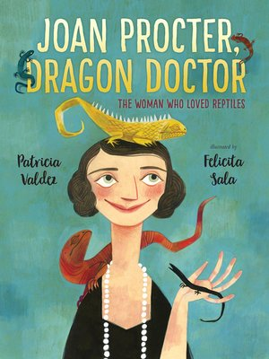 cover image of Joan Procter, Dragon Doctor
