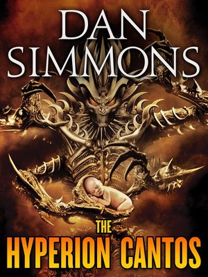 cover image of The Hyperion Cantos 4-Book Bundle