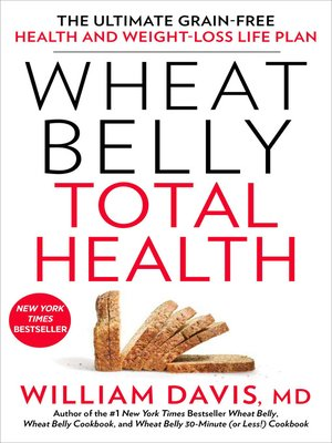cover image of Wheat Belly Total Health