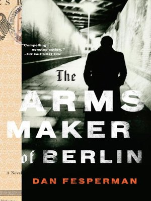 cover image of The Arms Maker of Berlin