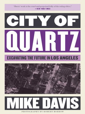 cover image of City of Quartz